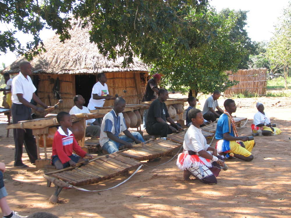 Timbila Players - Mozambique - Taste of Southern Africa.JPG