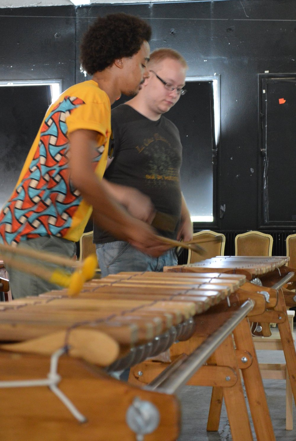 Marimba African Music Lessons in London