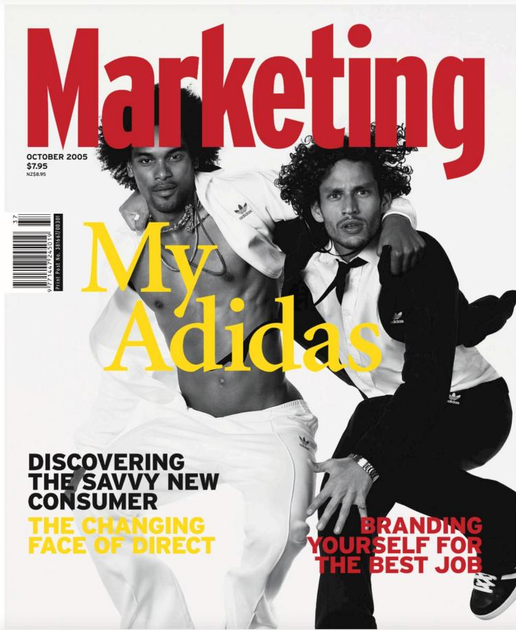 My Adidas (Marketing Magazine)