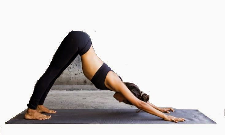 Yoga move for great skin