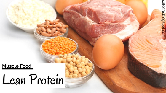 lean protein health fitness