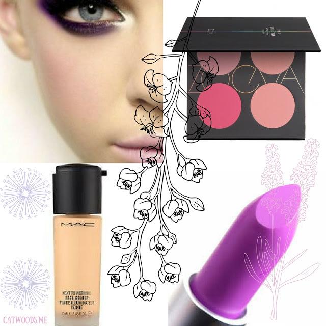 makeup to get the glow
