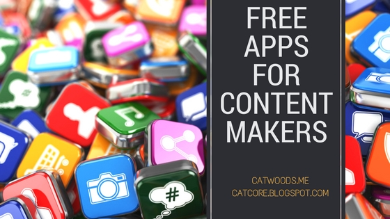 Free Apps For Content Makers
