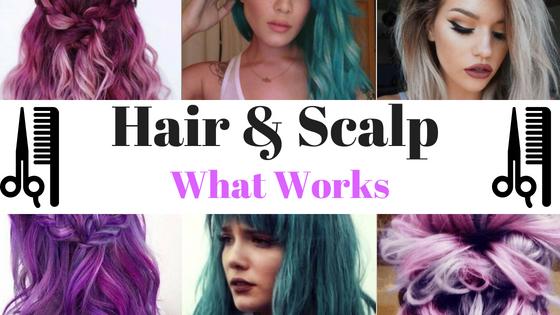 hair health scalp health coloured hair damage repair
