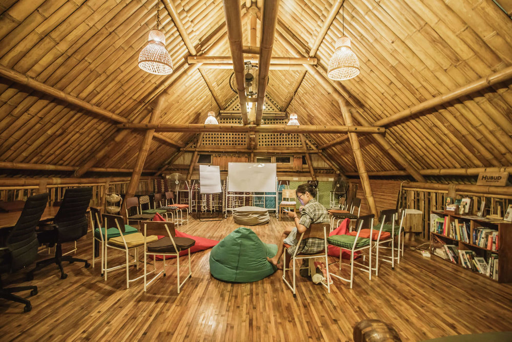 Tropical Coworking spaces