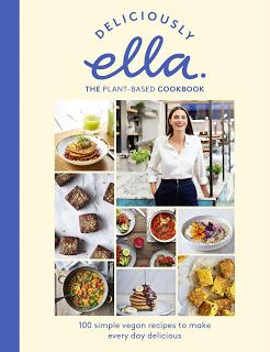 plant based ella cookbook
