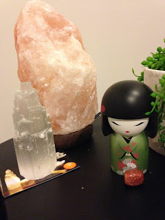 rock salt lamps cat woods
