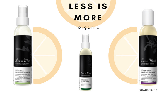 Less Is More organic haircare scalp protein natural hair