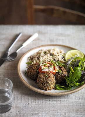 Vegan Deliciously Ella Plantbased Recipe Lentil Balls