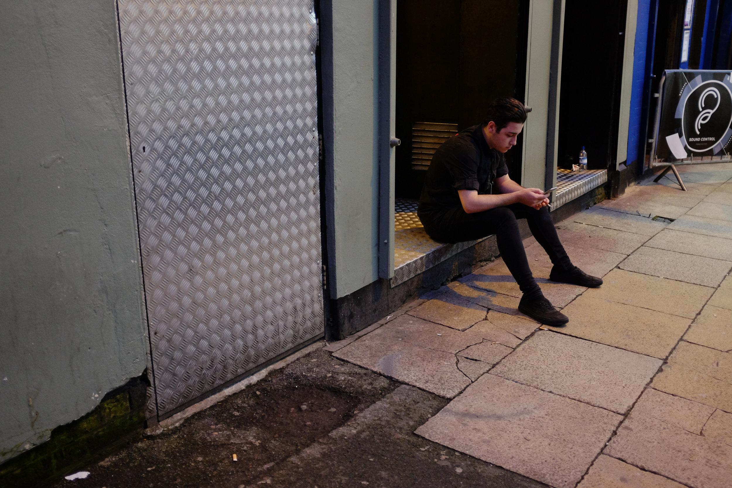 Sound Control, Manchester