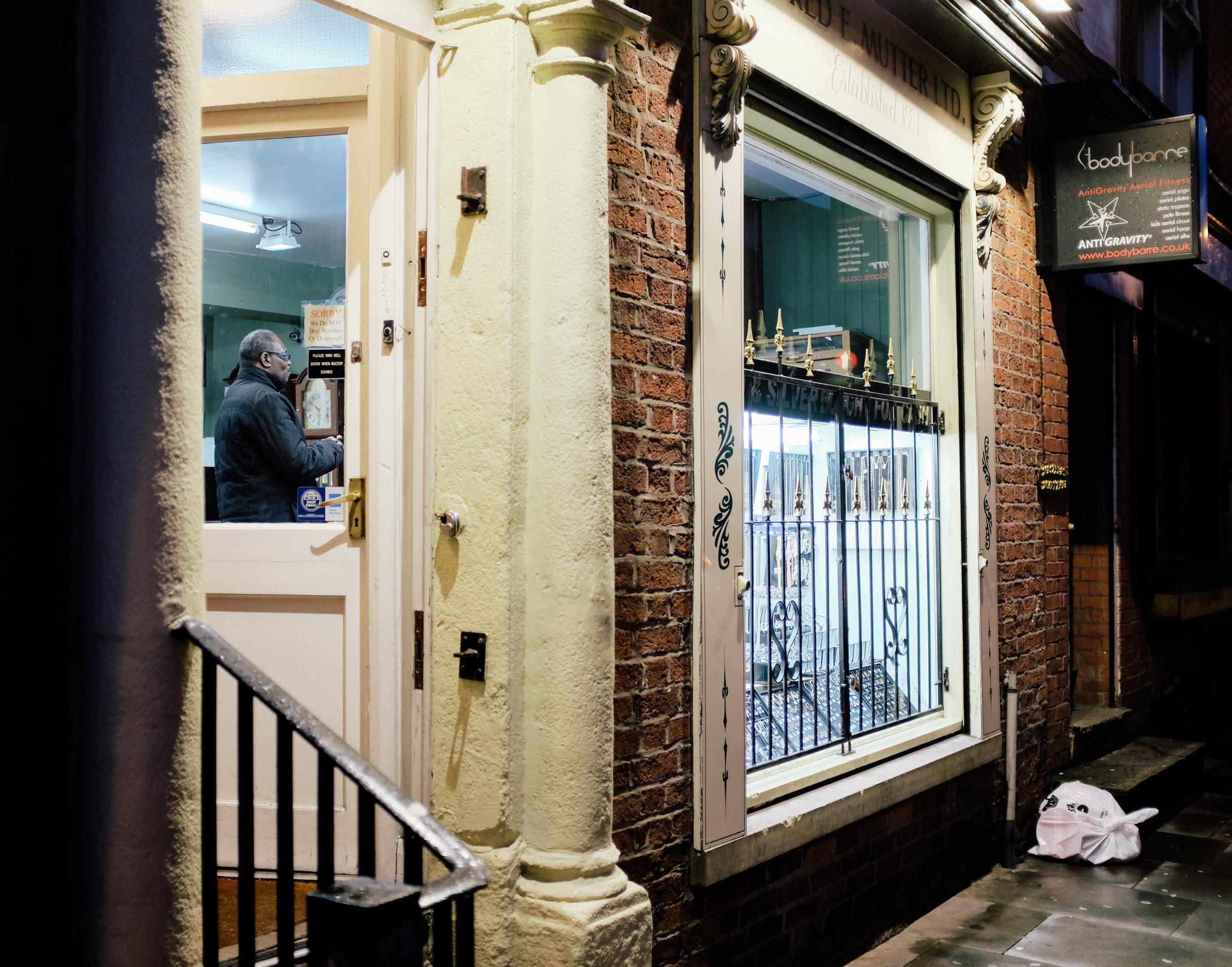 Thomas Street, Manchester