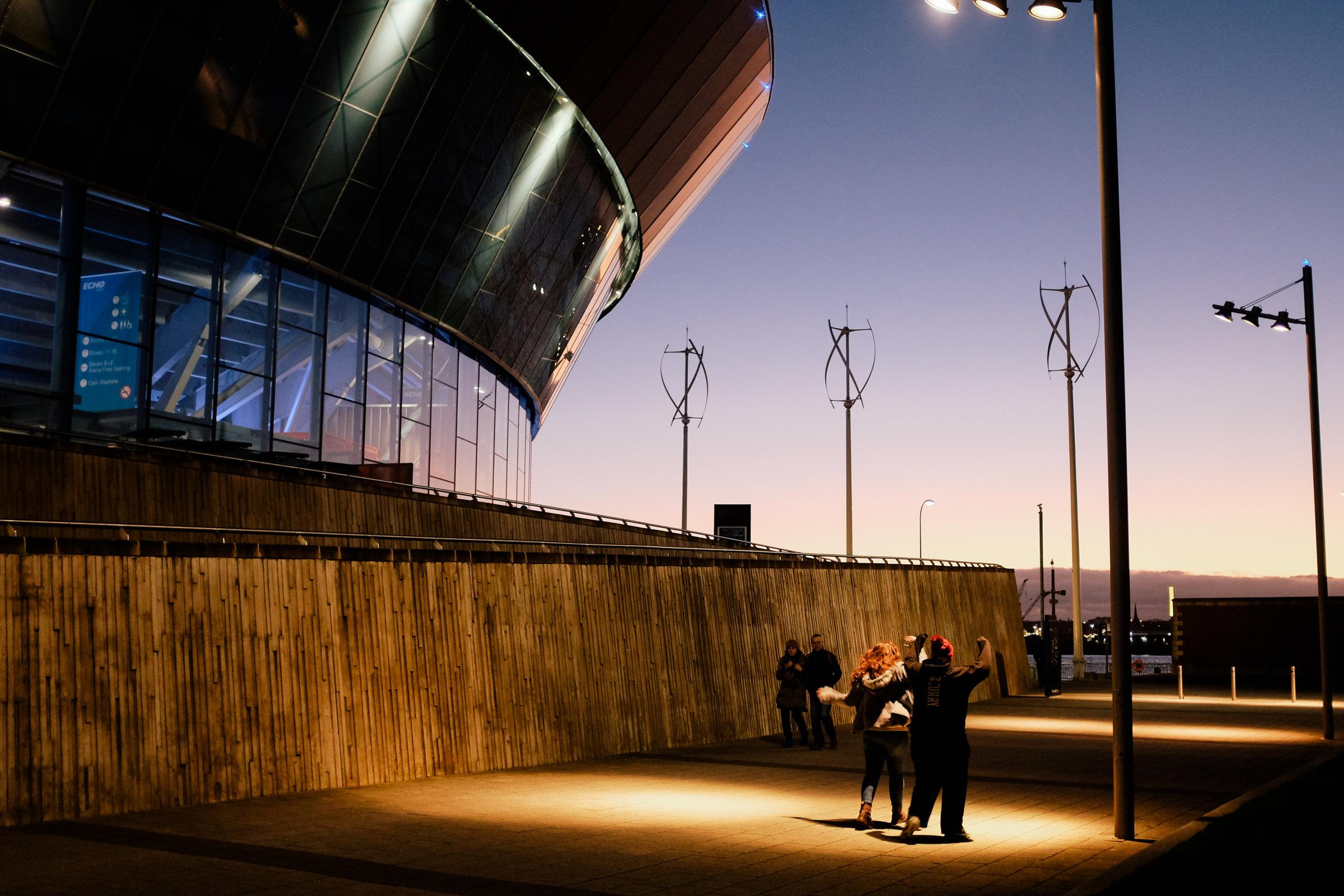 Echo Arena, Liverpool
