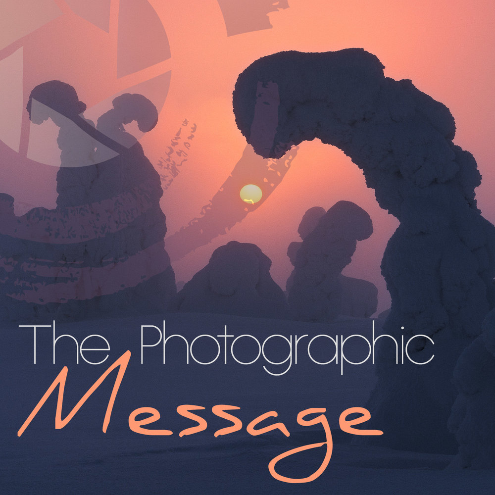 2. THE PHOTOGRAPHIC MESSAGE - WRITTEN CONTENT
