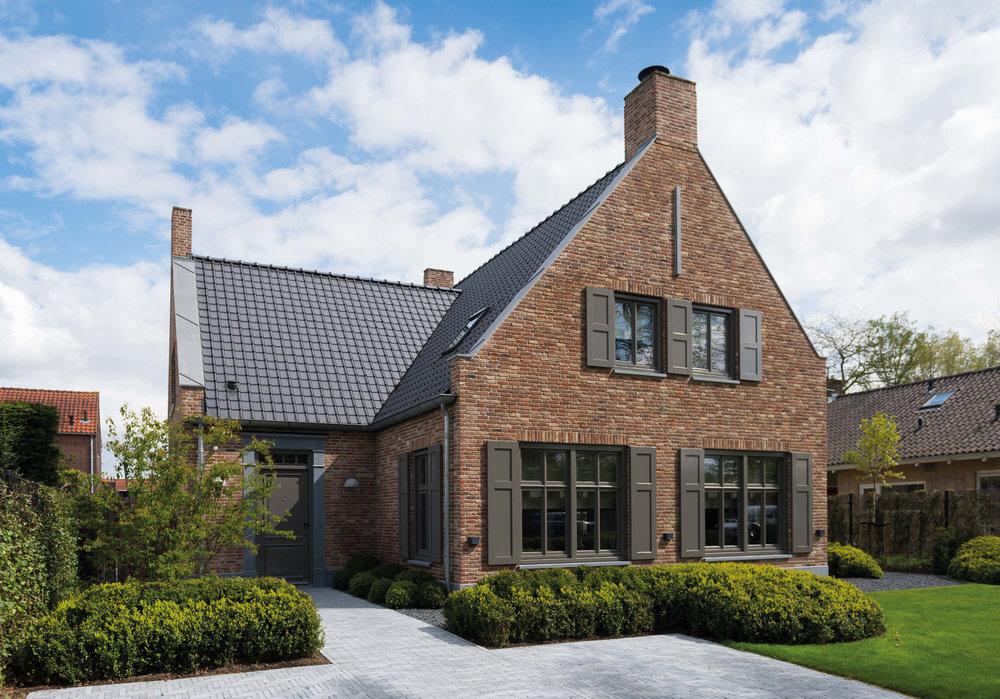 Huis Bouwen Prijzen : Rianthuis