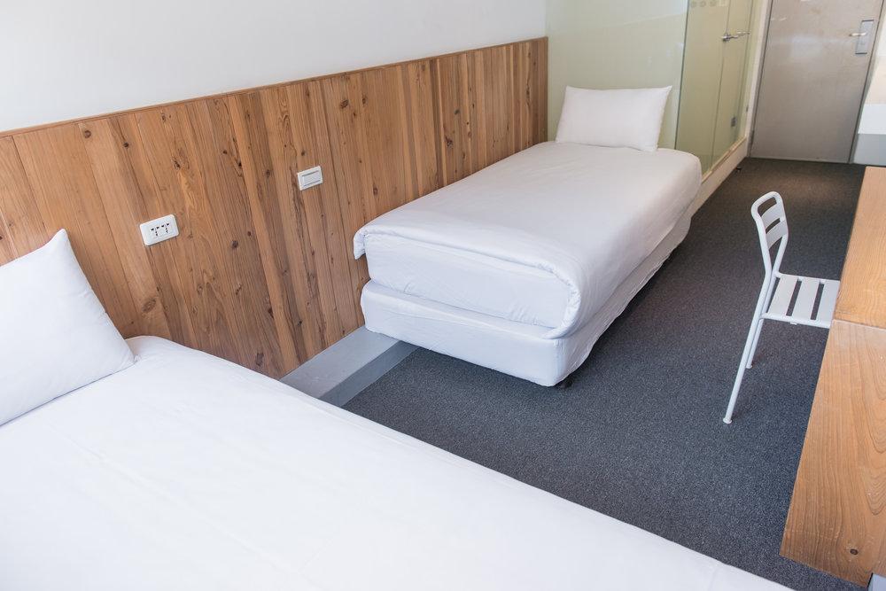 雙床房 - 朋友一起旅行吧