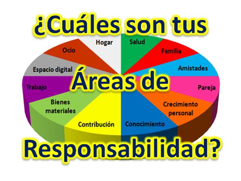 Algunos ejemplos de Áreas de Responsabilidad