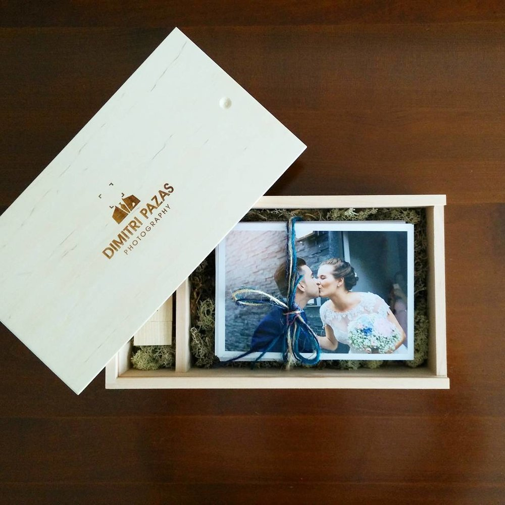 Dimitri Pazas Photography USB Box