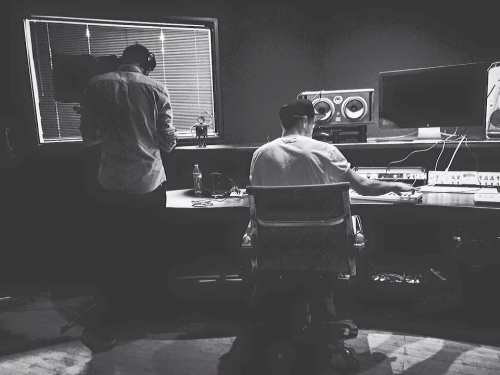 Studio Session // LA