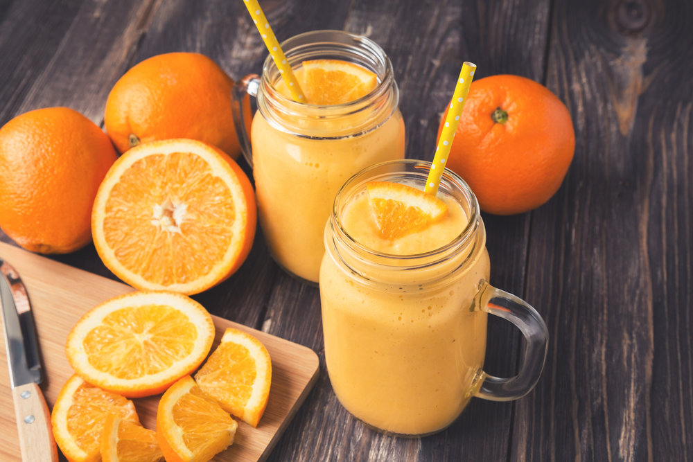 Owen's Orange Crush Smoothie