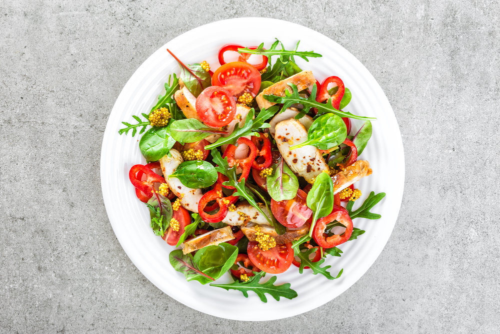 High-Protein Foods to Add to Your Salad