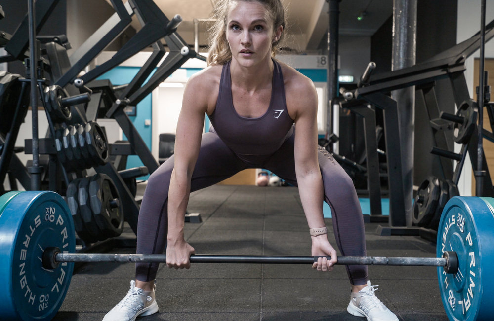 Videography and photography content for personal trainers and those within the fitness industry in Stirling