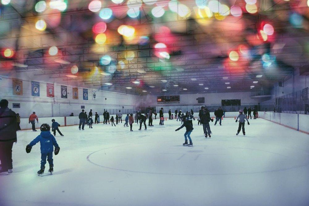Public Skating -