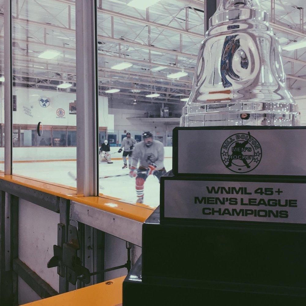 WNML Championship Trophy