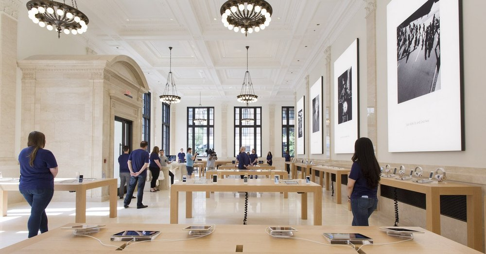 Apple Store, 940 Madison Ave, New York, NY 10021, USA