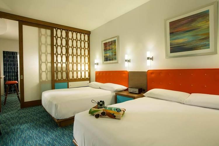 Universal Studios - Cabana Bay Beach Resort | Suite Room