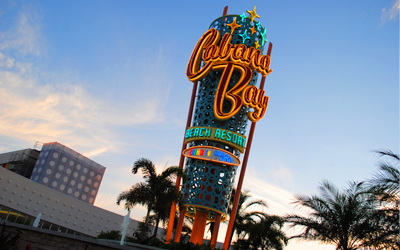Universal Studios - Cabana Bay Beach Resort |