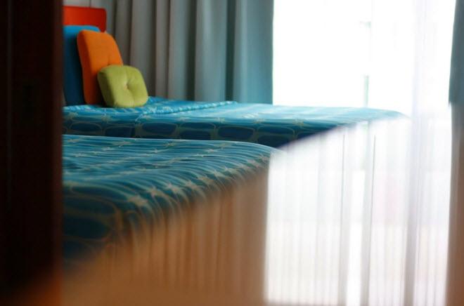 Universal Studios - Cabana Bay Beach Resort | Double Queen Room