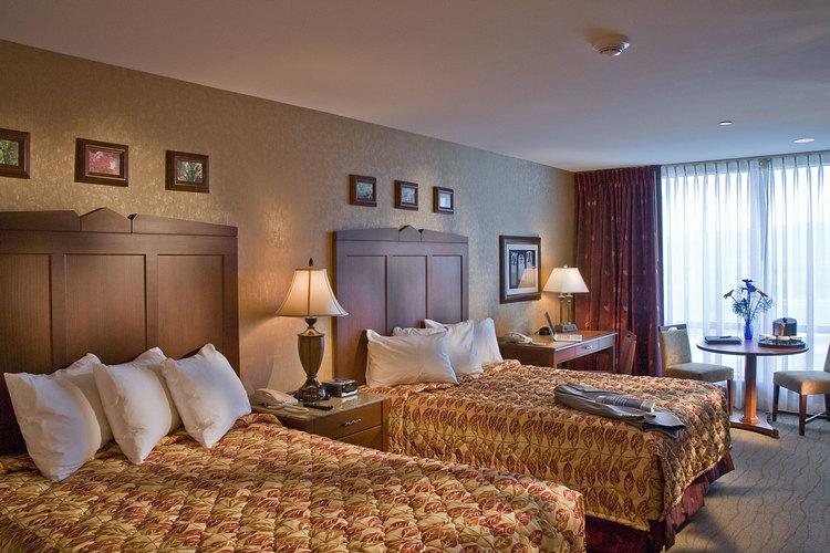 Seneca Allegany Hotel | Double Room