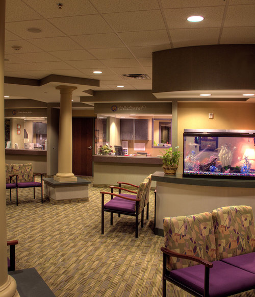 Jamestown Area Medical Associates | Waiting Room