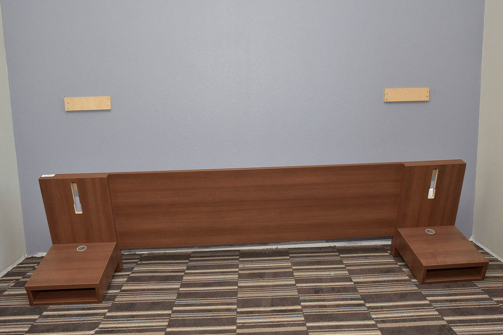Single Room Headboard Assembly