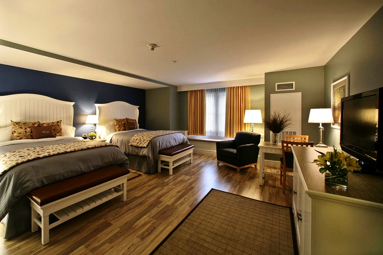Harbor Hotel | Double Guest Room