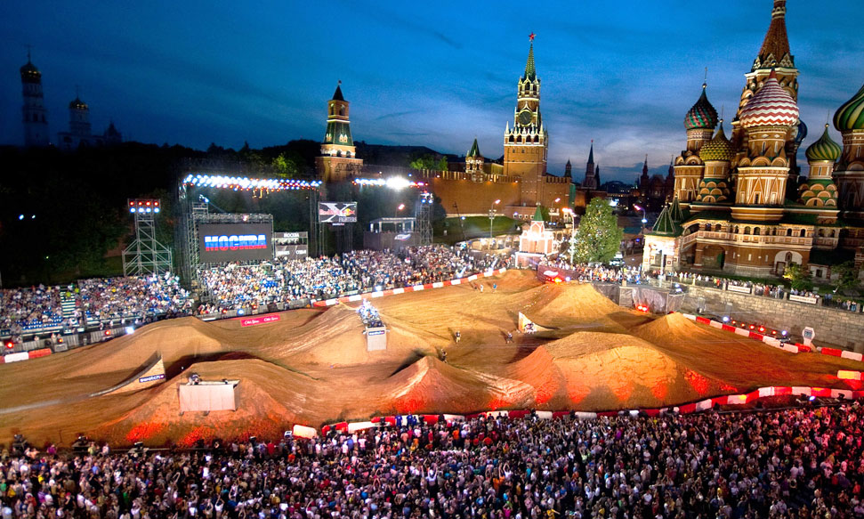 RED SQUARE - facts of Russia