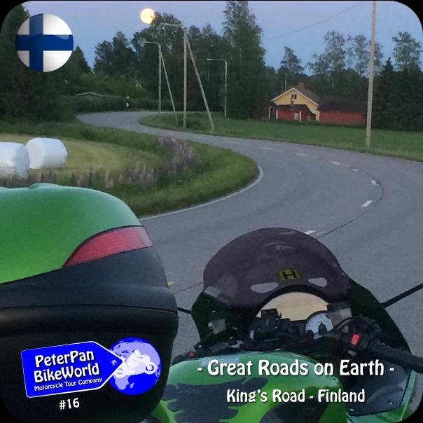 #finland #motorcycleroad #kingsroad