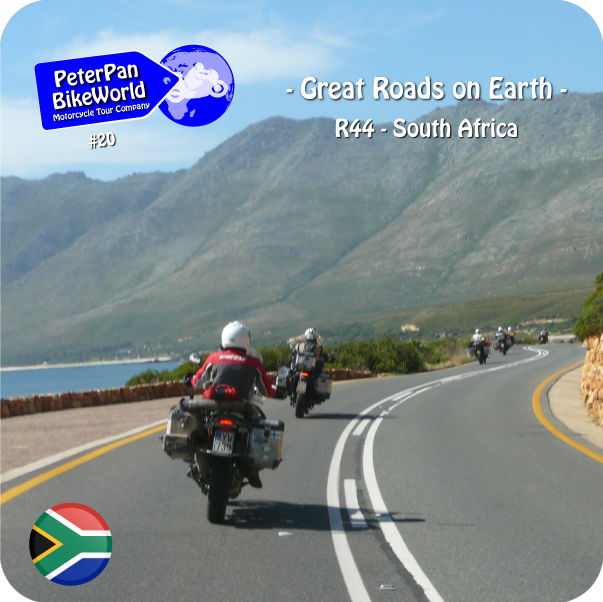 #southafrica #coastalroad #bikergroup