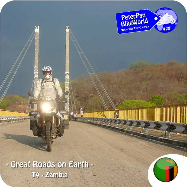#transafrica #zambia #f800gs #biker