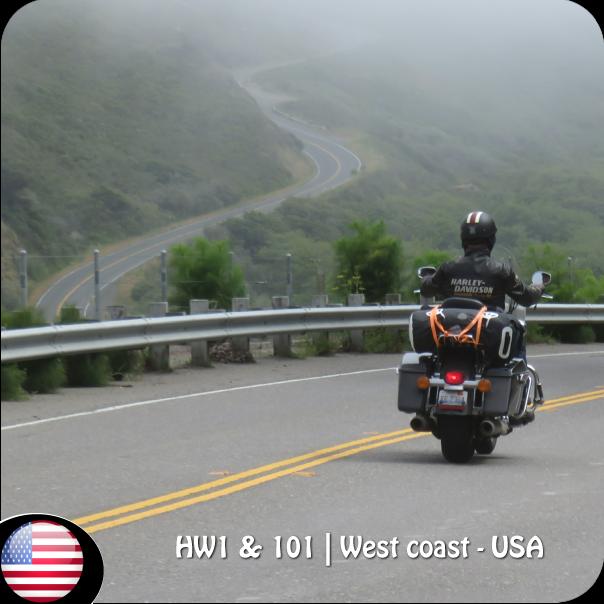 Highway1 - California - Usa