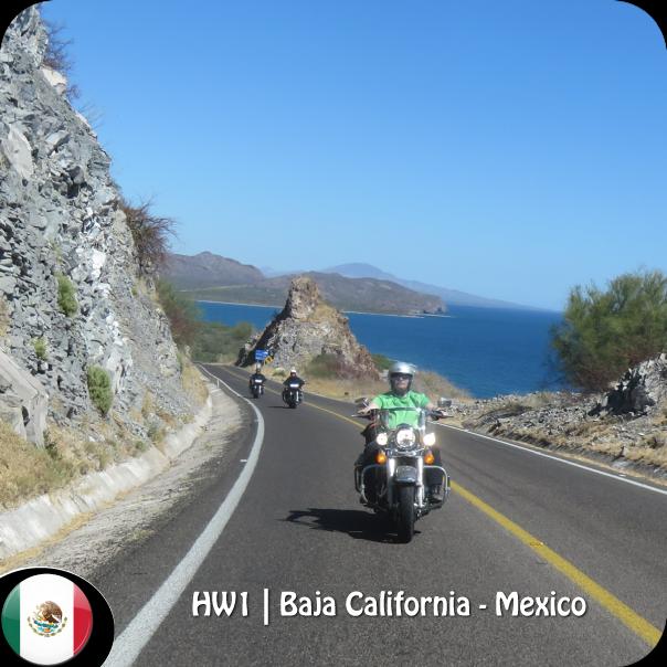 Highway1 - Baja California - Mexico