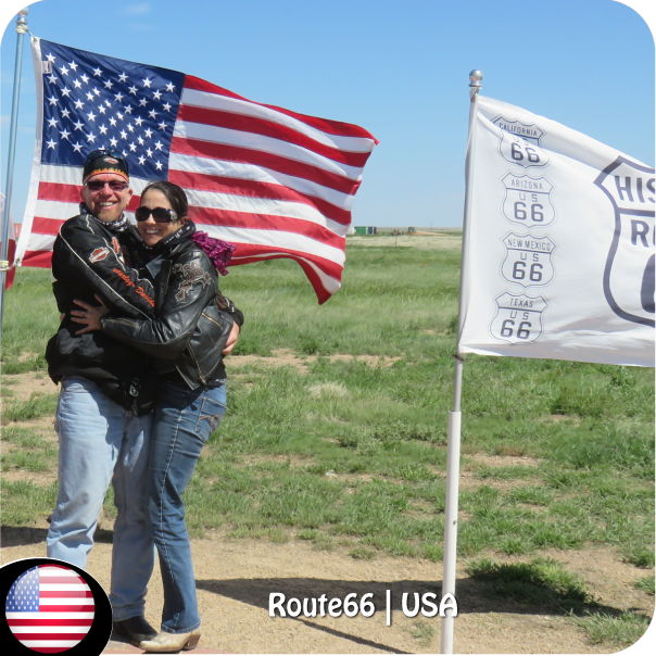 Route66 USA Roadtrip