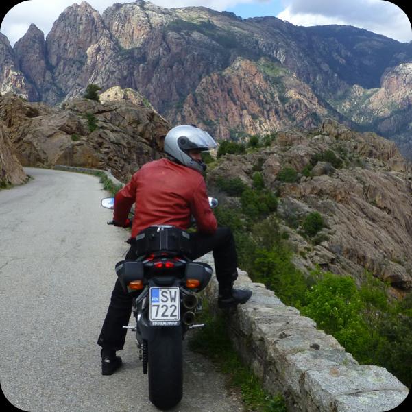 Motorcycle tours Europe!