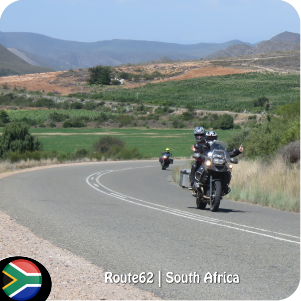 Route 62 South Africa!