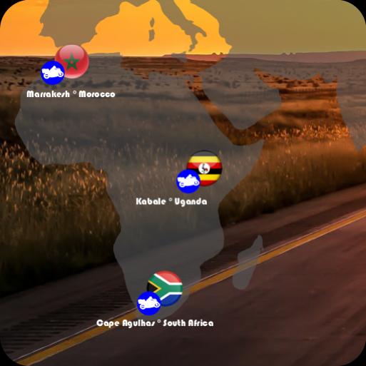 AFRICA - 9 - 16 days