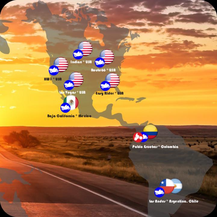 AMERICAS - 10-23 days