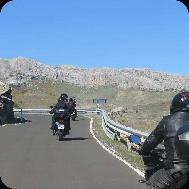 Ride Andalucia - Spain!
