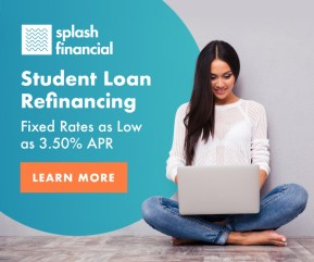Low fixed and variable interest rate refinancing for student loans up to $300K. Sign up and receive a cash bonus  here