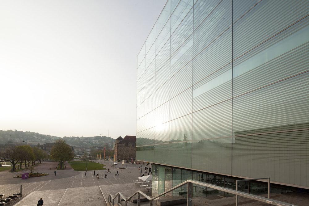 'Cube' in Stuttgart