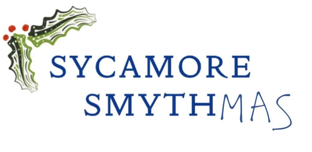 Sycamore Smyth Christmas Logo